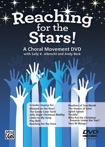 Reaching for the Stars! A Choral Movement DVD