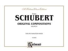 Original Compositions for Four Hands, Volume IV