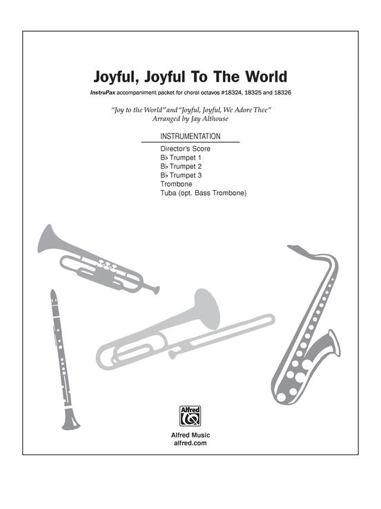 Joyful, Joyful to the World