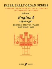Faber Early Organ Series, Volume 1