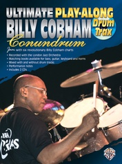 Ultimate Play-Along Drum Trax: Billy Cobham Conundrum