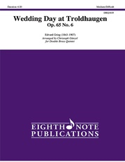 Wedding Day at Troldhaugen, Op. 65, No. 6