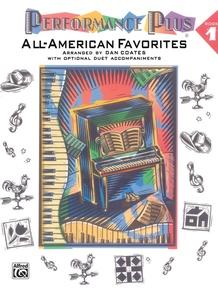 Performance Plus®: Dan Coates, Book 1: All-American Favorites