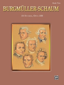 Burgmüller-Schaum, Book Two