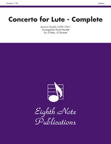 Concerto for Lute (Complete)