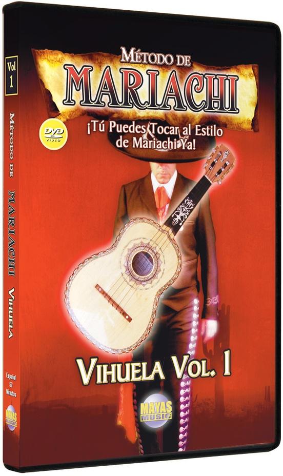 Método de Mariachi: Vihuela Vol. 1