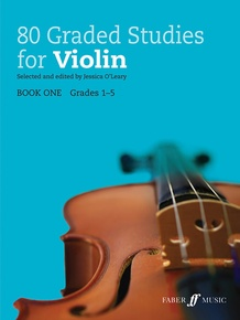 80 Graded Studies for Violin, Book One
