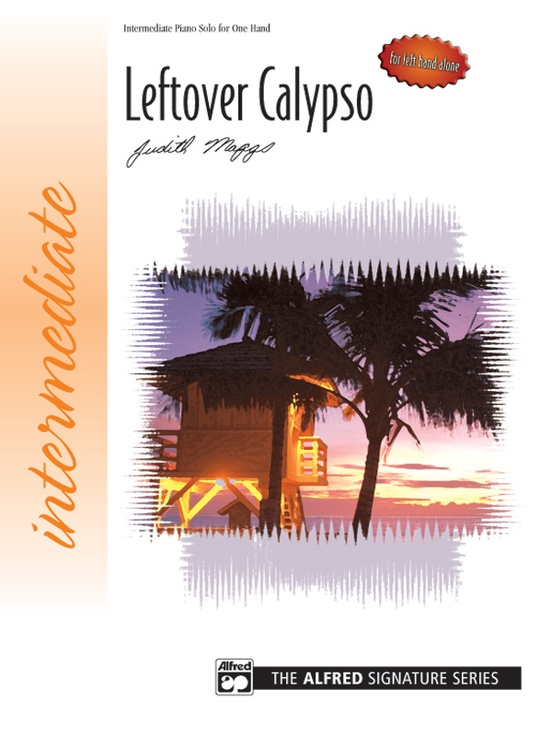 Leftover Calypso (for left hand alone)