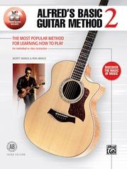 Alfred's Basic Guitar Method 2 (Third Edition)