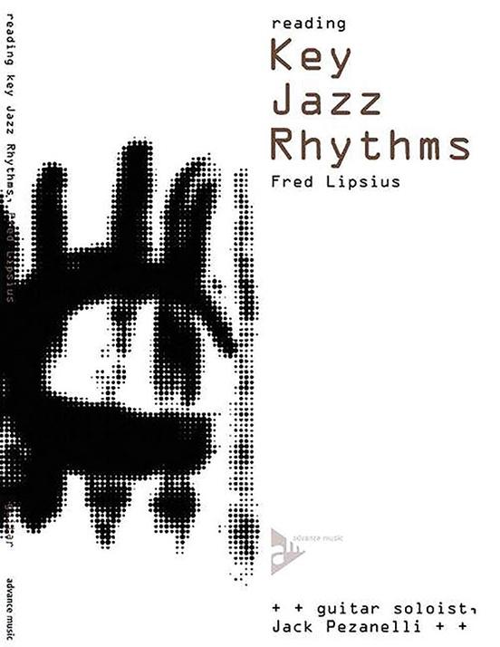 リーディング・キー・ジャズ・リズム(フレッド・リプシウス)(ギター)【Reading Key Jazz Rhythms】