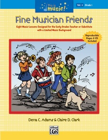 This Is Music! Volume 3: Fine Musician Friends