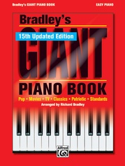 Bradley's New Giant Piano Book (15th Updated Edition!)