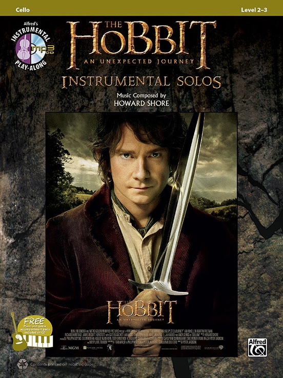 The Hobbit: An Unexpected Journey Instrumental Solos for Strings