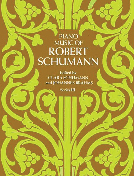 Piano Music of Robert Schumann, Series II (Dover Music for Piano)
