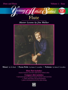 Young Artist Series, Volume 1: Flute