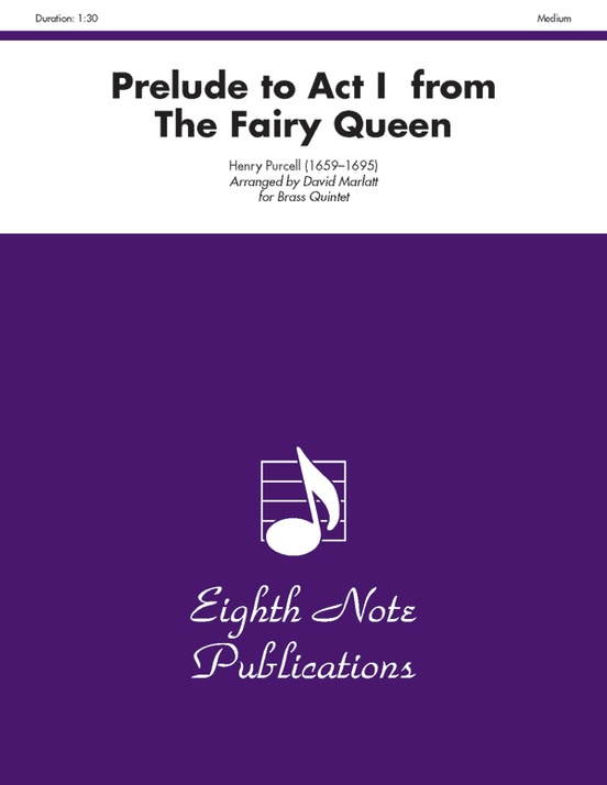 Prelude to Act I (from The Fairy Queen)