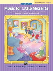 Music for Little Mozarts: Music Discovery Book 4