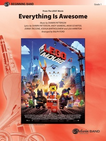 Everything Is Awesome (Awesome Remixxx!!!) (from <i>The LEGO® Movie</i>)