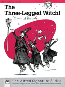 The Three-Legged Witch!