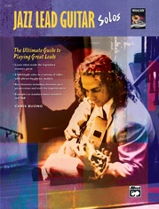 Jazz Lead Guitar Solos