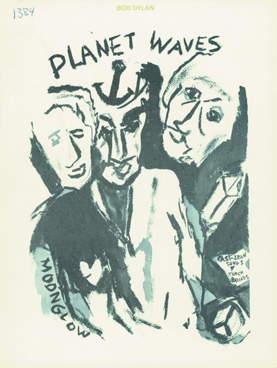 Bob Dylan: Planet Waves