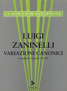 Variazioni Canonici (Thema und fünf Variationen)