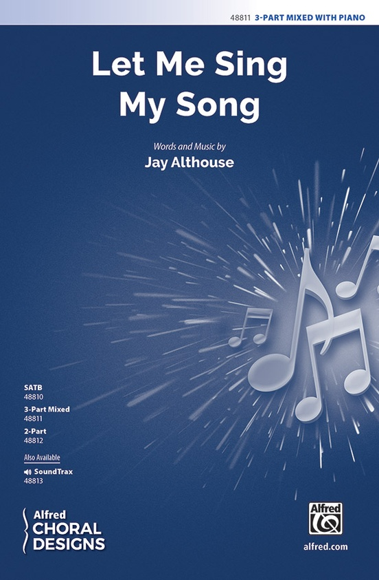 Let Me Sing My Song