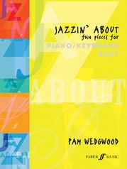 Jazzin' About: Fun Pieces for Piano/Keyboard Duet