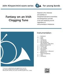Fantasy on an Irish Clogging Tune