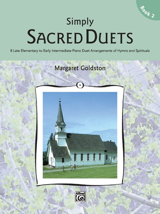 Simply Sacred Duets, Book 2