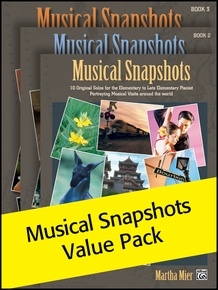 Musical Snapshots 1-3 (Value Pack)