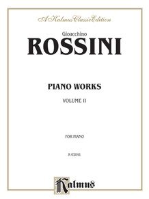 Piano Works, Volume II