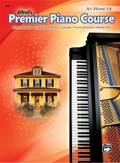 Premier Piano Course, At-Home 1A