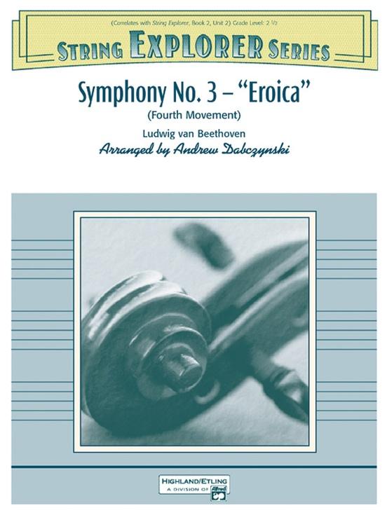 Symphony No. 3 -- \