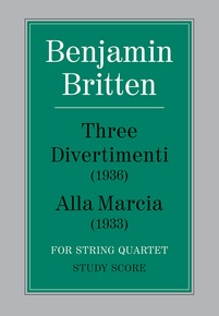 Three Divertimenti & Alla Marcia