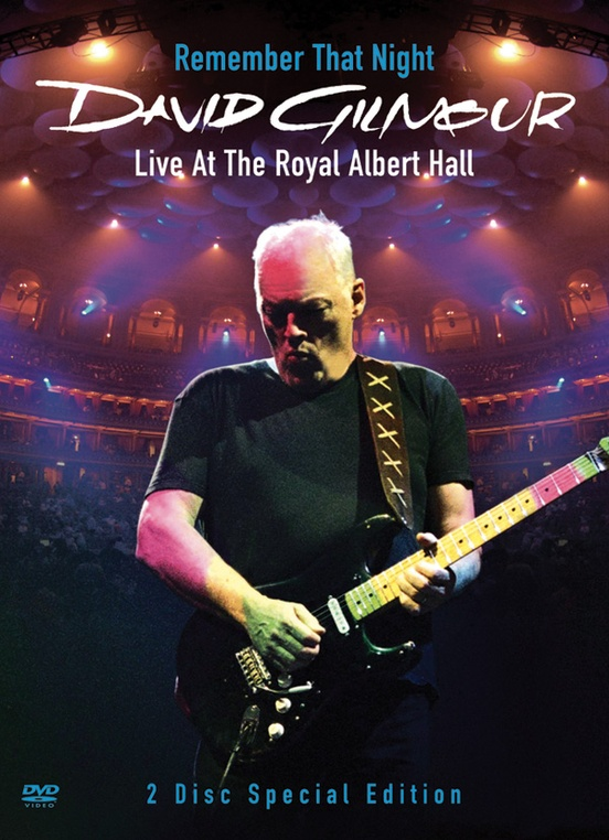 David Gilmour: Remember That Night -- Live at Royal Albert Hall