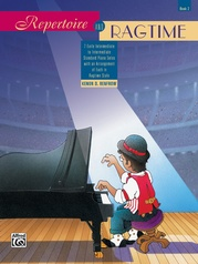 Repertoire and Ragtime, Book 2