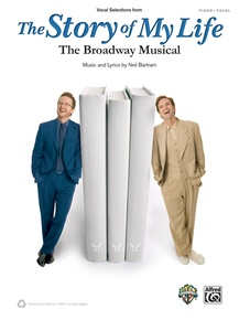The Story of My Life: Vocal Selections from the Broadway Musical