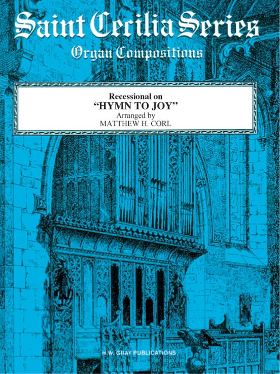 """Recessional on """"Hymn to Joy"""""""