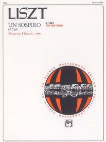 Liszt: Un sospiro, S. 144:3 (from <i>Trois études de concert</i>)