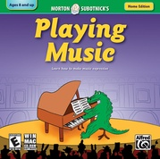 Creating Music Series: Playing Music (Home Version)