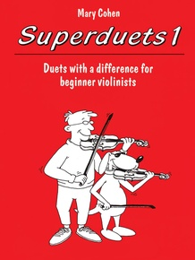 Superduets, Book 1