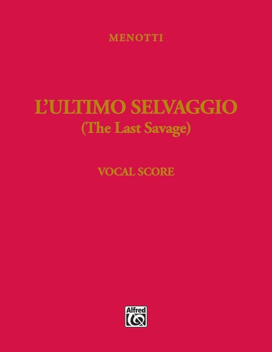 The Last Savage (L'ultimo selvaggio)