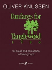 Fanfares for Tanglewood