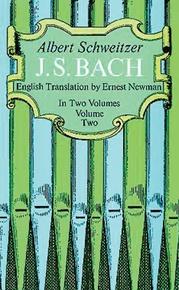 J. S. Bach, Volume 2