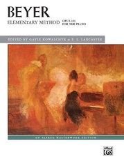 Beyer: Elementary Method for the Piano, Opus 101