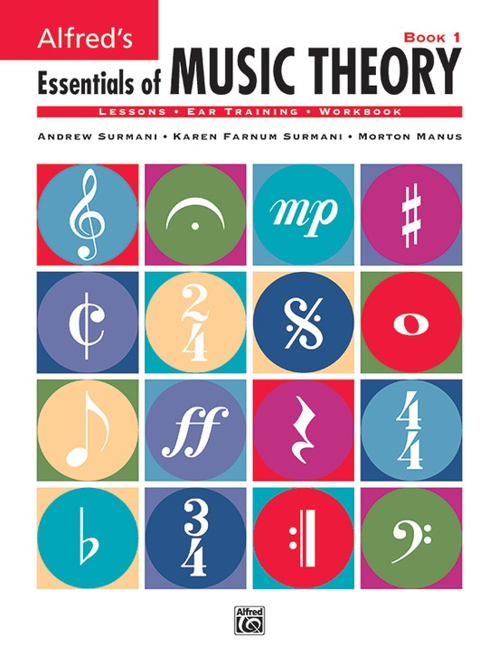 Alfred S Essentials Of Music Theory Book 1 Book