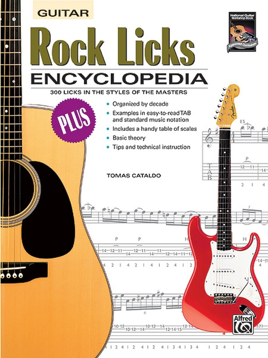 Rock Licks Encyclopedia
