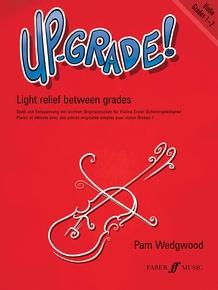 Up-Grade! Violin, Grades 1-2