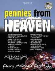 Jamey Aebersold Jazz, Volume 130: Pennies from Heaven